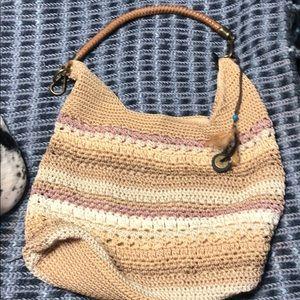 Beautiful woven purse